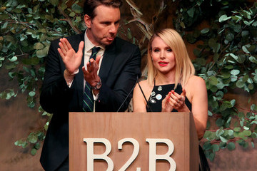 Dax Shepard Fifth Annual Baby2Baby Gala, Presented by John Paul Mitchell Systems - Dinner