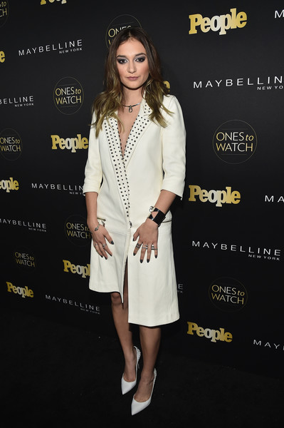 People's 'Ones to Watch' Event Presented by Maybelline New York - Red Carpet