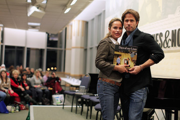 Crystal Chappell Shawn Christian Days Of Our Lives 45 Years: A Celebration In Photos Q&A and Book Signing