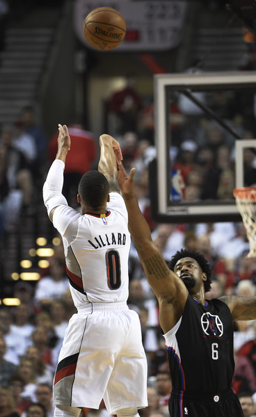 Los Angeles Clippers v Portland Trail Blazers - Game Six