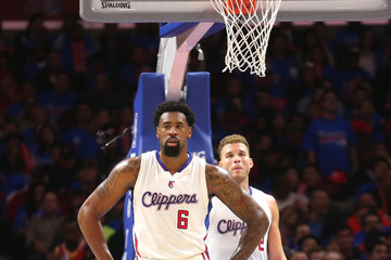 DeAndre Jordan Houston Rockets v Los Angeles Clippers - Game Six