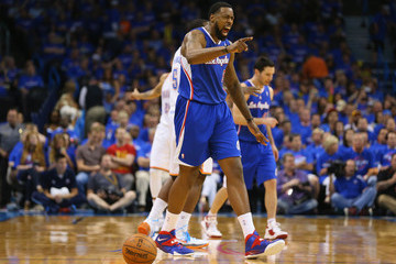 DeAndre Jordan Los Angeles Clippers v Oklahoma City Thunder