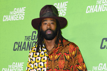 DeAndre Jordan L.A. Premiere Of 'The Game Changers' - Arrivals