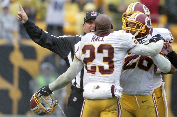 DeAngelo Hall, Washington vs. Pittsburgh