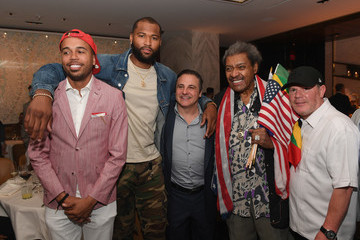 DeMarcus Cousins Palms Casino Resort Unveils Property Wide Renovations At From Dust To Gold Preview Party