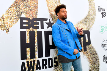 DeRay Davis BET Hip Hop Awards 2018 - Arrivals