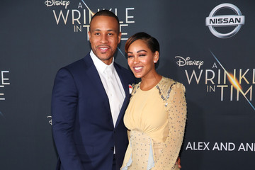 DeVon Franklin Premiere Of Disney's 'A Wrinkle In Time' - Arrivals