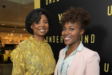 DeWanda Wise WGN America's Presents 'Underground' Awardsline Screening Series