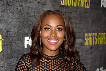 DeWanda Wise Screening And Discussion Of FOX's 'Shots Fired' - Red Carpet