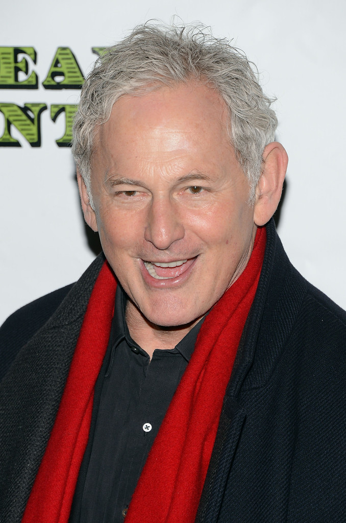 victor garber in quotdead accountsquot broadway opening night