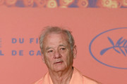 "Bill Murray attends the press conference for ""The Dead Don't Die"" during the 72nd annual Cannes Film Festival on May 15, 2019 in Cannes, France."