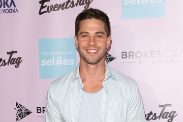 Dean Geyer The Museum Of Selfies VIP Grand Opening Party
