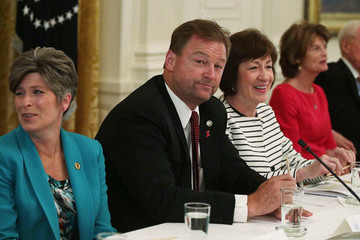 Dean Heller Trump Invites All GOP Senators to White House for Health Care Bill Discussion
