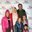 Dean McDermott Disney On Ice Presents Mickey's Search Party Holiday Celebrity Skating Event