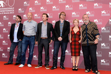 Dean Zanuck 'The Zero Theorem' Photocall - The 70th Venice International Film Festival