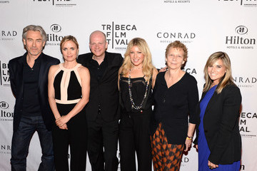 Deb Curtis Celebs at a Tribeca Film Festival Event