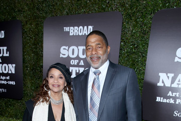 Debbie Allen Norm Nixon The Broad Museum Celebrates The Opening Of 'Soul Of A Nation: Art In The Age Of Black Power 1963-1983' Art Exhibition – Arrivals