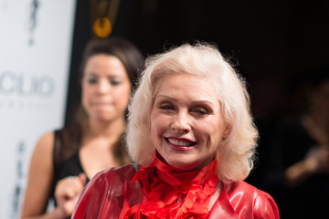Debbie Harry 55th Annual CLIO Awards