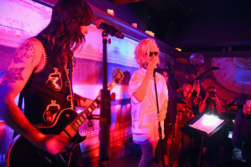 Debbie Harry Journal Hotels Celebrates Mondrian Park Avenue's Grand Opening With Special Guest Debbie Harry