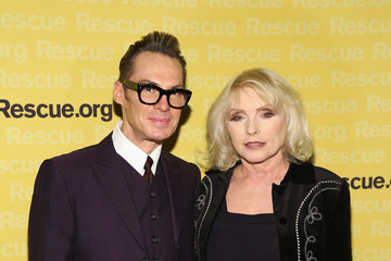 Debbie Harry Arrivals at the Freedom Award Benefit