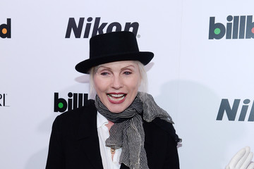Debbie Harry Arrivals at the Billboard's Women in Music Event
