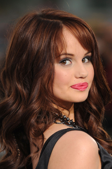 ariana grande makeup. Debby Ryan and Ariana Grande