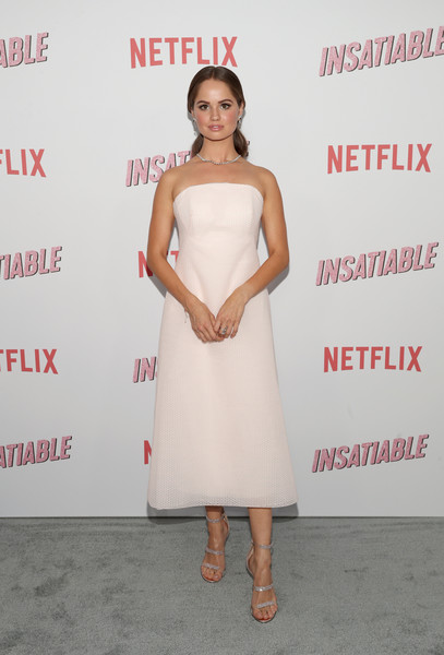 Netflix's 'Insatiable' Season 1 Premiere - Arrivals
