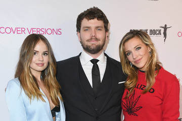 Debby Ryan Premiere Of Sony Pictures Home Entertainment And Off The Dock's 'Cover Versions' - Arrivals
