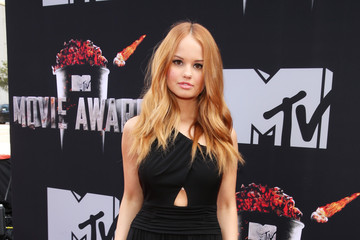 Debby Ryan Arrivals at the MTV Movie Awards — Part 3