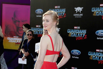 Deborah Ann Woll Premiere of Disney and Marvel's 'Guardians of the Galaxy Vol. 2' - Arrivals