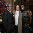 Deborah Roberts Fourth Annual Berggruen Prize Gala Celebrates 2019 Laureate Supreme Court Justice Ruth Bader Ginsburg In New York City - Inside