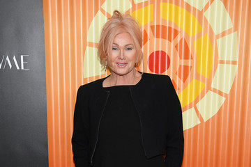 Deborra-Lee Furness The Charlize Theron Africa Outreach Project Fundraising Event At The Africa Center In NYC