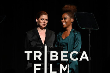 Debra Messing Awards Night - 2019 Tribeca Film Festival