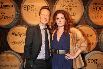 Debra Messing Will Chase Sheraton Hotels Hosts a 'Toast Around the World'