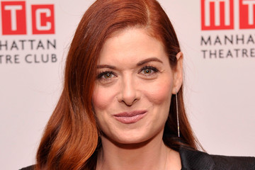 Debra Messing 'Outside Mullinger' Broadway Opening Night