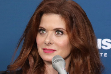 Debra Messing SiriusXM's 'Town Hall' With the Cast of 'Will & Grace'