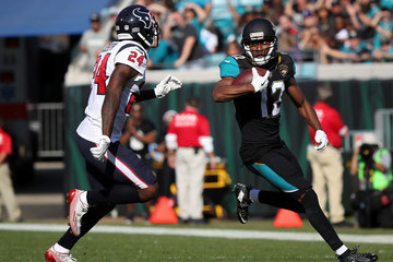 Dede Westbrook Houston Texans v Jacksonville Jaguars