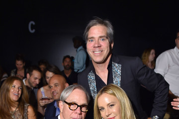 Dee Ocleppo Andy Hilfiger Presents ARTISTIX by Greg Polisseni - Front Row - September 2016 - New York Fashion Week: The Shows
