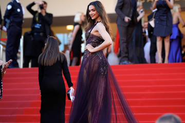 Deepika Padukone 'Ismael's Ghosts (Les Fantomes d'Ismael)' and Opening Gala Red Carpet Arrivals - The 70th Annual Cannes Film Festival