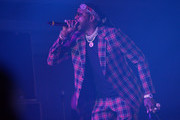 2 Chainz performs at Def Jam Celebrates NBA All Star Weekend at Milk Studios in Hollywood With Performances by 2 Chainz, Fabolous & Jadakiss, Presented by Patron Tequila at Milk Studios on February 16, 2018 in Hollywood, California.