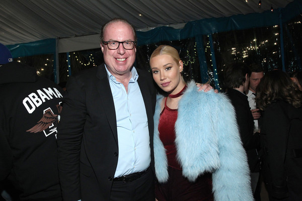 Def Jam Toasts The Grammys at the Private Residence of Jonas