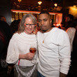 Deirdre Laughlin Hennessy All-Star Weekend Gentlemen's Lounge Hosted By Nas & A$AP Ferg