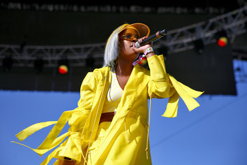 Dej Loaf 2018 Coachella Valley Music And Arts Festival - Weekend 2 - Day 3