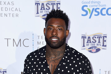 Delanie Walker Taste of the NFL