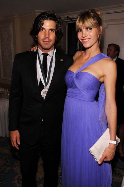 Nacho Figueras with cool, cute, Wife Delfina Blaquier