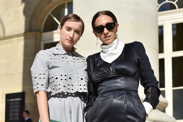 Delfina Delettrez Fendi Fendi Couture - Paris Fashion Week - Haute Couture Fall Winter 2018/2019
