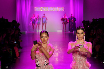 Delilah Belle Hamlin The Blonds - Runway - February 2020 - New York Fashion Week: The Shows
