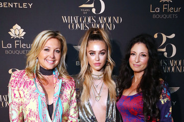 Delilah Belle What Goes Around Comes Around 25th Anniversary Celebration At The Versace Mansion With A Retrospective Tribute To Gianni Versace