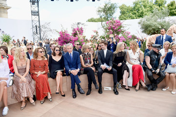 Delphine Arnault Christian Dior: Front Row - Paris Fashion Week - Haute Couture Fall/Winter 2017-2018