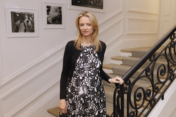 Delphine Arnault Christian Dior : Front Row - Paris Fashion Week - Haute Couture Fall/Winter 2016-2017